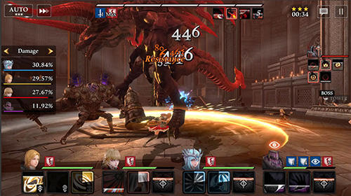 Baixe Heir of light gratuitamente para iPhone, iPad e iPod.