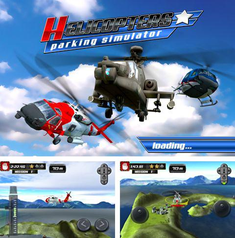 In addition to the game Tower defense generals for iPhone, iPad or iPod, you can also download Helicopter parking simulator for free.