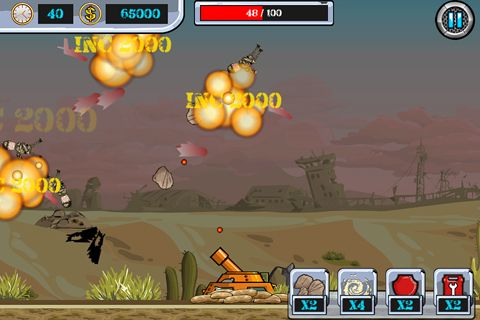 Download HeliInvasion 2 iPhone free game.