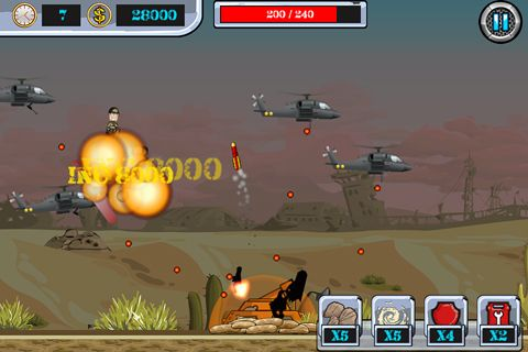 Descarga gratuita de HeliInvasion 2 para iPhone, iPad y iPod.