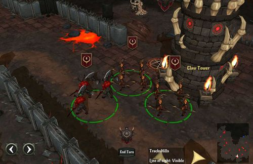 Download Hell: Fight for Gilrand iPhone free game.