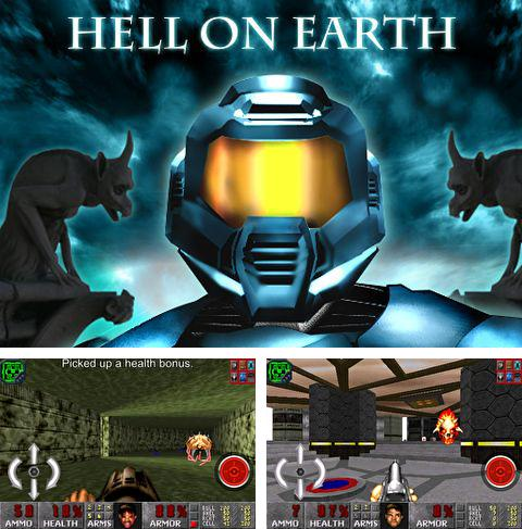 In addition to the game Card king: Dragon wars for iPhone, iPad or iPod, you can also download Hell on Earth for free.