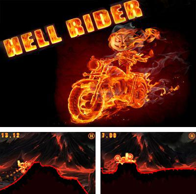 In addition to the game Deep dungeons of doom for iPhone, iPad or iPod, you can also download Hell Rider for free.