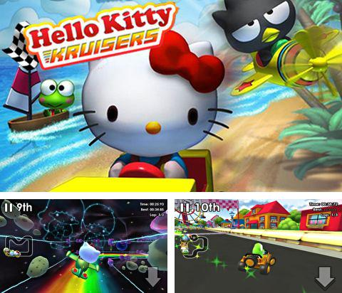 In addition to the game Infinity Project for iPhone, iPad or iPod, you can also download Hello Kitty: Kruisers for free.