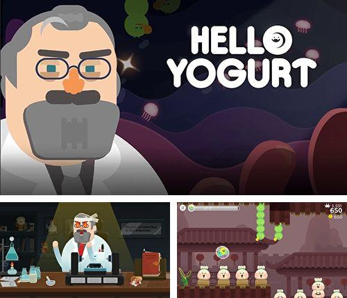In addition to the game Dawn of titans for iPhone, iPad or iPod, you can also download Hello yogurt for free.