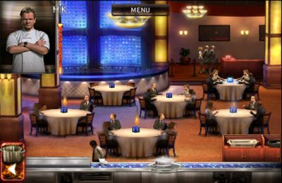 Download Hell's Kitchen iPhone free game.