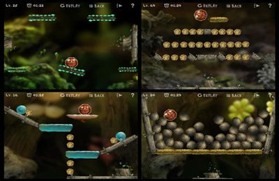 Screenshots of the Help Beetle Home game for iPhone, iPad or iPod.