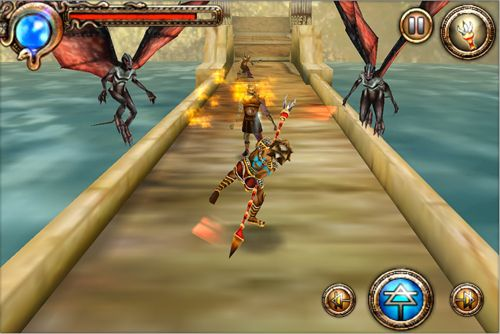 Descarga gratuita de Hercules: Curse of the Hydra para iPhone, iPad y iPod.
