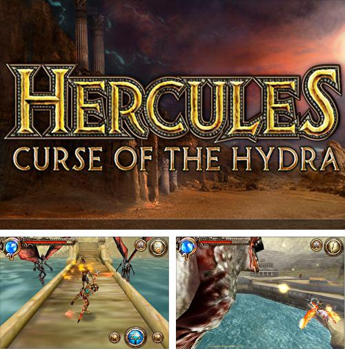 In addition to the game Demolition Dash HD for iPhone, iPad or iPod, you can also download Hercules: Curse of the Hydra for free.