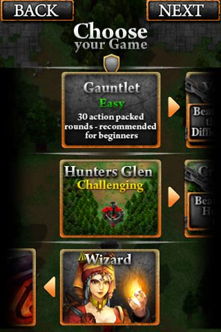 Download Hero defense pro iPhone free game.