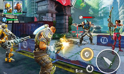Free Hero hunters download for iPhone, iPad and iPod.