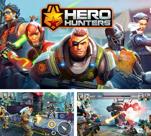 In addition to the game Drunk bear for iPhone, iPad or iPod, you can also download Hero hunters for free.