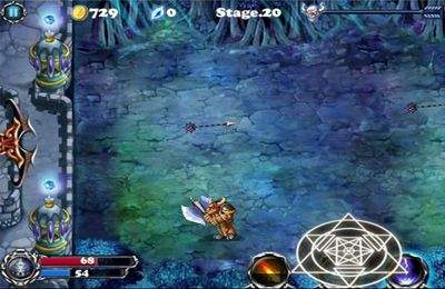 iPhone、iPad 或 iPod 版Captains: Oceans legends游戏截图。