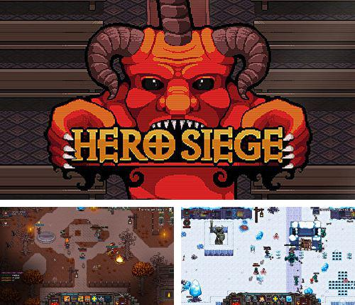 Download Hero siege: Pocket edition iPhone free game.