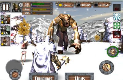Free Heroes and Castles download for iPhone, iPad and iPod.
