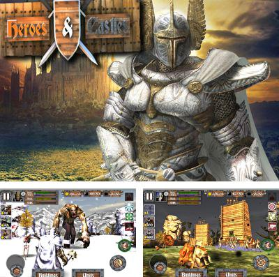 In addition to the game Dream sleuth: Hidden object adventure quest for iPhone, iPad or iPod, you can also download Heroes and Castles for free.