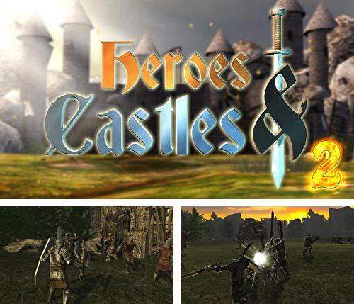 In addition to the game Monkey mania for iPhone, iPad or iPod, you can also download Heroes and castles 2 for free.