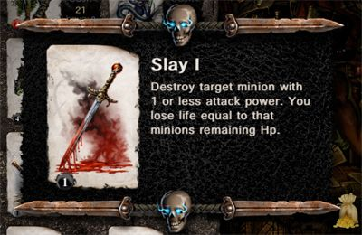 Screenshots do jogo Heroes Blade para iPhone, iPad ou iPod.