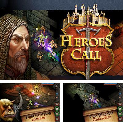 Download Heroes Call iPhone free game.