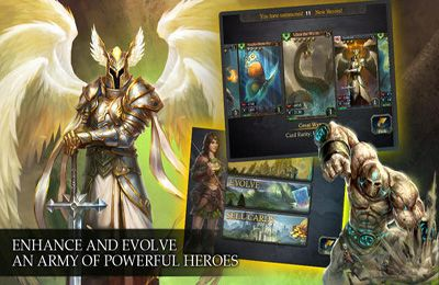 Free Heroes of Camelot download for iPhone, iPad and iPod.