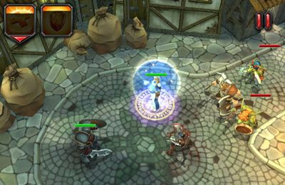 Скачати Heroes of Destiny на iPhone безкоштовно.
