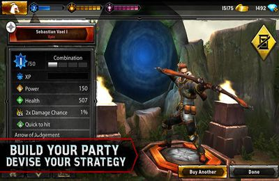 Descarga gratuita de Heroes of Dragon Age: Founders Edition para iPhone, iPad y iPod.