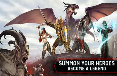 Écrans du jeu Heroes of Dragon Age: Founders Edition pour iPhone, iPad ou iPod.