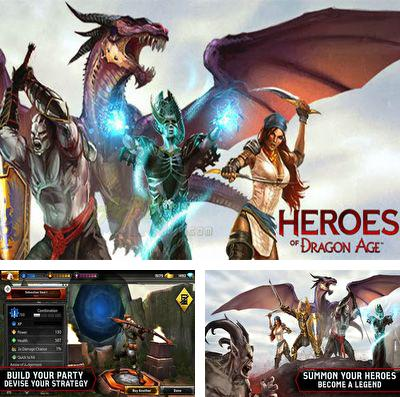In addition to the game Open bar! for iPhone, iPad or iPod, you can also download Heroes of Dragon Age: Founders Edition for free.