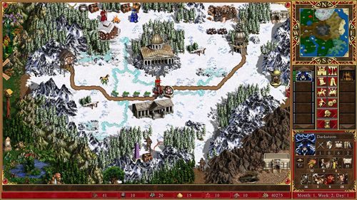 Baixe o jogo Heroes of might & magic 3 para iPhone gratuitamente.