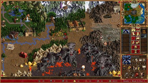 Descarga gratuita de Heroes of might & magic 3 para iPhone, iPad y iPod.