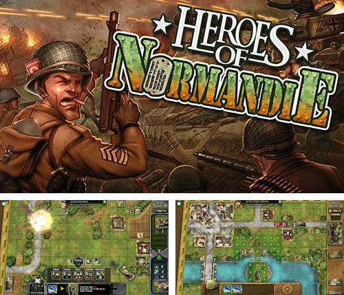 In addition to the game Kungfu taxi for iPhone, iPad or iPod, you can also download Heroes of Normandie for free.