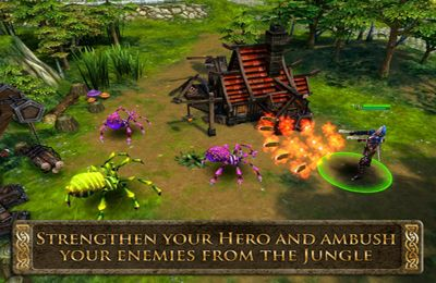 下载免费 iPhone、iPad 和 iPod 版Heroes of Order & Chaos - Multiplayer Online Game。