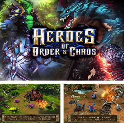 In addition to the game Deadly Fighter Multiplayer for iPhone, iPad or iPod, you can also download Heroes of Order & Chaos - Multiplayer Online Game for free.