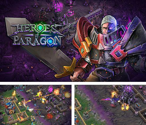 In addition to the game World of navy ships for iPhone, iPad or iPod, you can also download Heroes of Paragon for free.