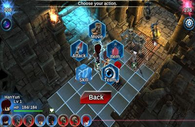 Écrans du jeu Heroes of Strategy pour iPhone, iPad ou iPod.