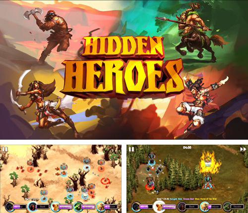 In addition to the game Dracula 4: The shadow of the dragon for iPhone, iPad or iPod, you can also download Hidden heroes for free.
