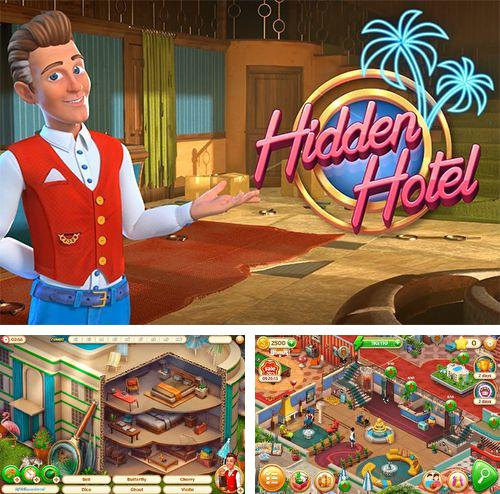 In addition to the game eXtermination for iPhone, iPad or iPod, you can also download Hidden hotel: Miami mystery for free.