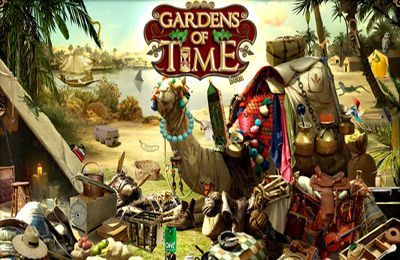 Lovely Hidden Objects: Gardens Of Time Gallery