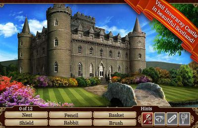 Kostenloser Download von Hidden Objects: Gardens of Time für iPhone, iPad und iPod.