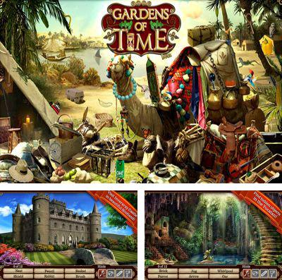 Скачать Hidden Objects: Gardens of Time на iPhone бесплатно