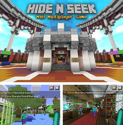 除了 iPhone、iPad 或 iPod 游戏,您还可以免费下载Hide and seek: Mini multiplayer game, 。