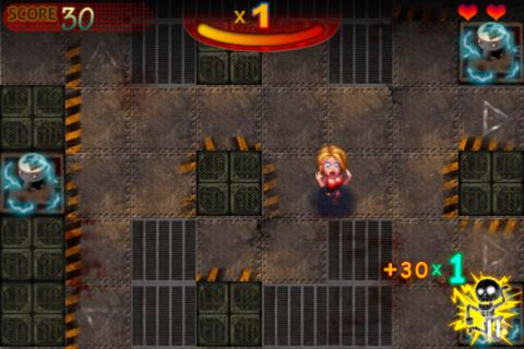 Descarga gratuita de High voltage para iPhone, iPad y iPod.