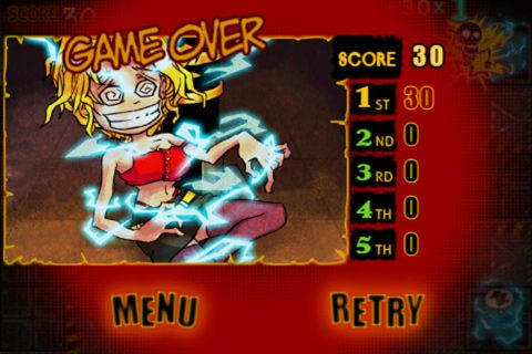 Capturas de pantalla del juego High voltage para iPhone, iPad o iPod.