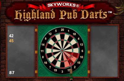 Download Highland pub darts iPhone free game.
