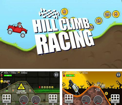 In addition to the game Dream of Pixels for iPhone, iPad or iPod, you can also download Hill climb racing for free.