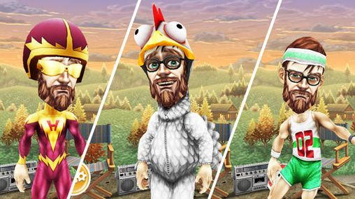 Download Hipster smackdown iPhone free game.