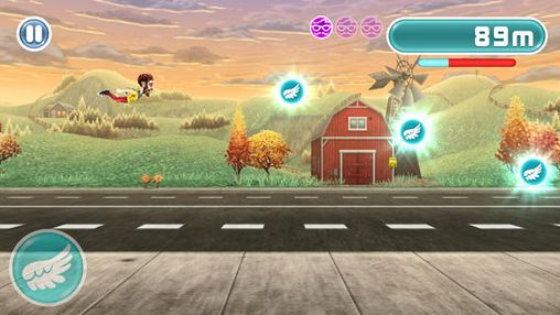 Screenshots of the Hipster smackdown game for iPhone, iPad or iPod.