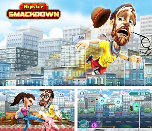 In addition to the game Jet car stunts 2 for iPhone, iPad or iPod, you can also download Hipster smackdown for free.