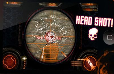 Download Hired Gun 3D iPhone free game.