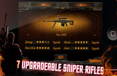Free Hired Gun 3D download for iPhone, iPad and iPod.